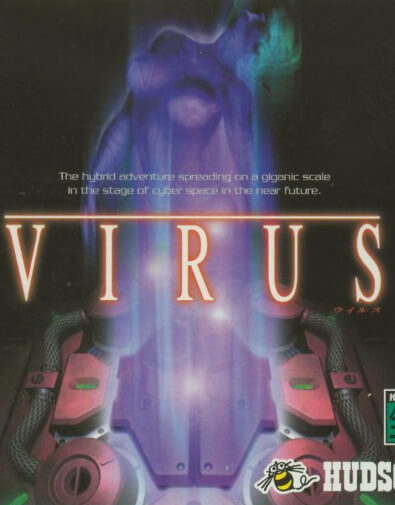 Poster Virus: The Game