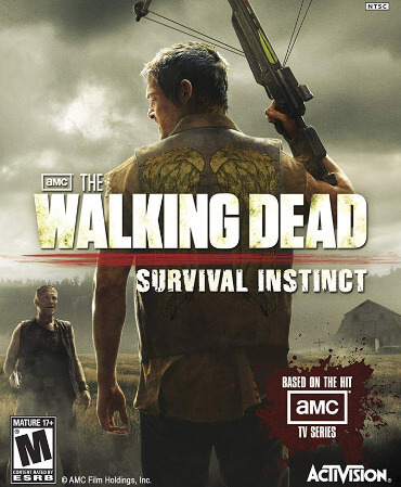 Poster The Walking Dead: Survival Instinct