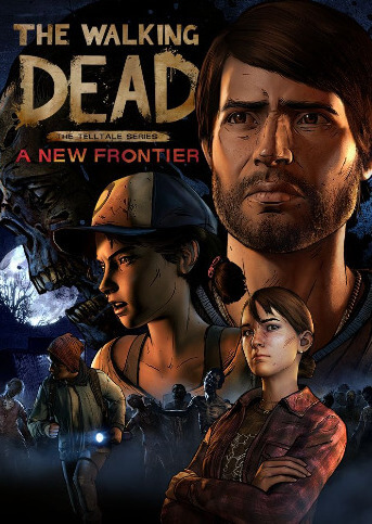 Poster The Walking Dead: A New Frontier