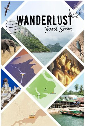 Poster Wanderlust Travel Stories