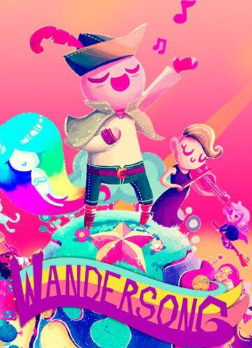 Poster Wandersong