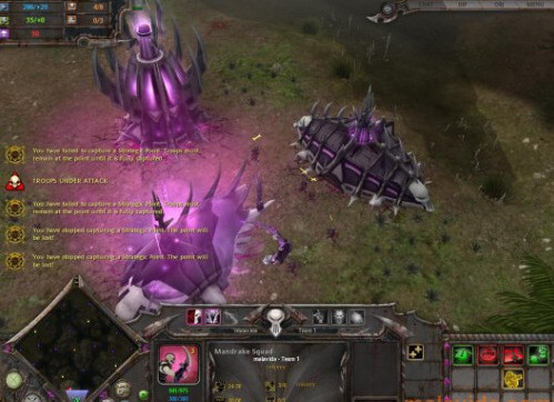 Warhammer 40.000 Dawn of War SoulStorm - Download