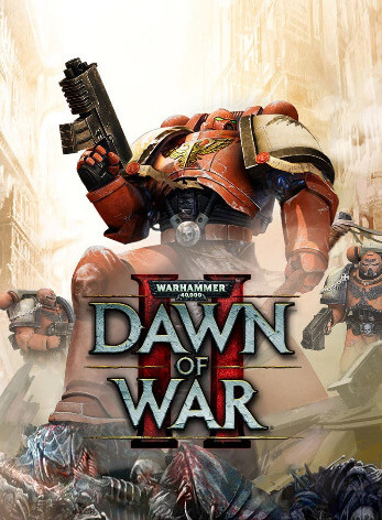Poster Warhammer 40,000: Dawn of War II