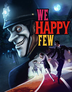 Poster We Happy Few