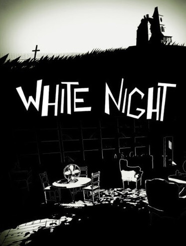 Poster White Night