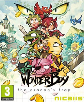 Wonder Boy The Dragon S Trap Free Download Full Pc Game Latest Version Torrent