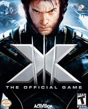 Poster X-Men: The Official Game