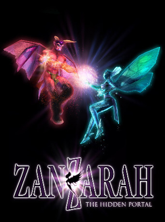 Poster ZanZarah: The Hidden Portal