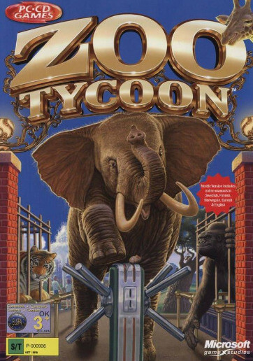 Poster Zoo Tycoon 2001