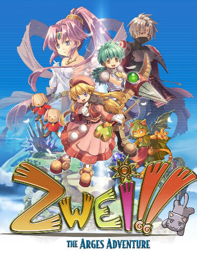 Poster Zwei: The Arges Adventure