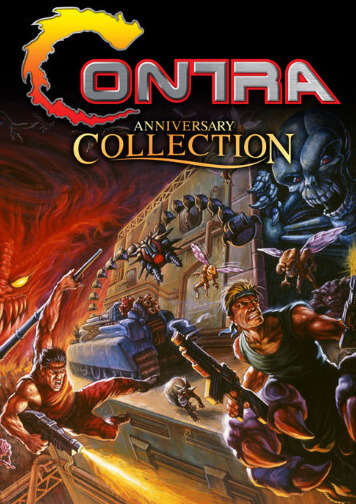 Poster Contra Anniversary Collection