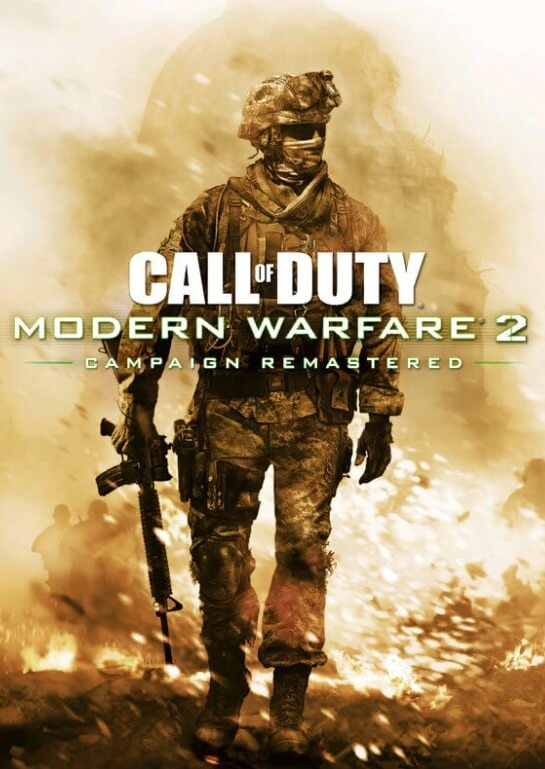 Poster Call of Duty: Modern Warfare 2 - Campaign Remastered 2020