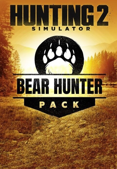 Poster Hunting Simulator 2: Bear Hunter Edition