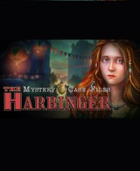 Poster Mystery Case Files 21: The Harbinger