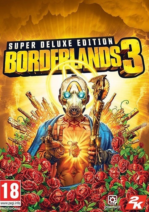 Poster Borderlands 3: Ultimate Edition
