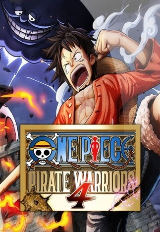 Poster One Piece: Pirate Warriors 4