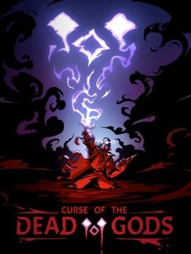 Poster Curse of the Dead Gods